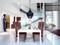 Проекты домов с интерьером