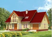 Проект дома LK&604 из керамических блоков