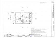 План первого этажа - конструкция