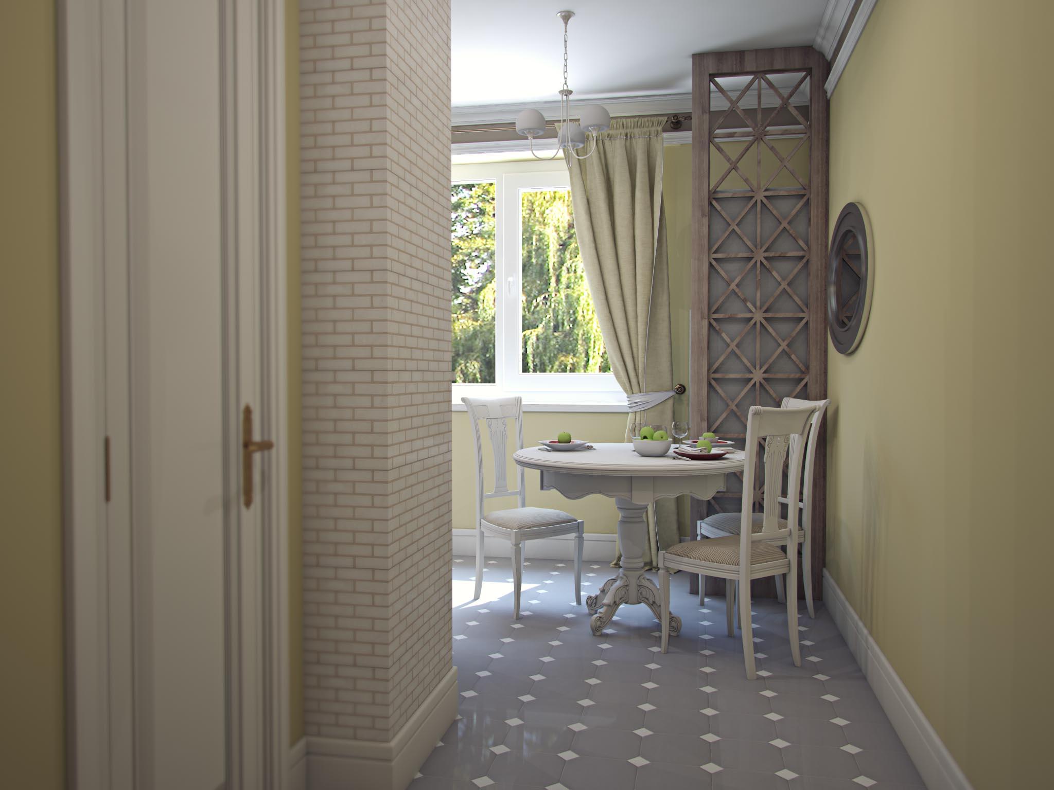 Дизайн в панельном доме двухкомнатных квартир фото